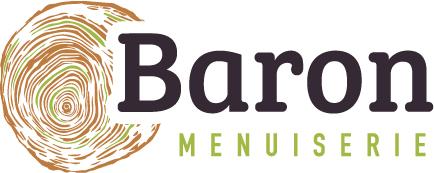 Logo Baron Menuiserie